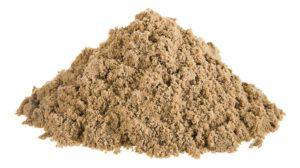 Песок строительнй